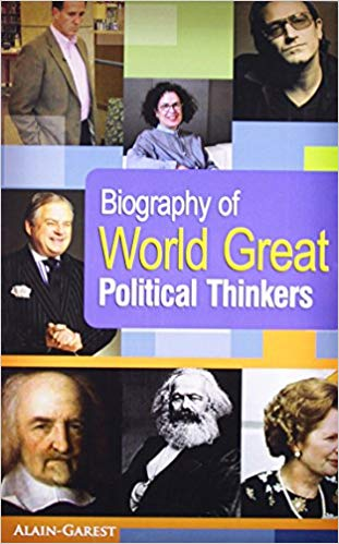 Biography Of World Great Political Thinkers - Online Bookshop in Nigeria | Shop Kids, health, romantic & more Books!
