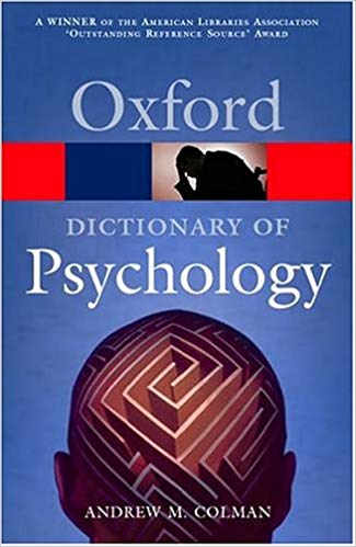 A Dictionary of Psychology (Oxford Quick Reference) - Online Bookshop in Nigeria | Shop Kids, health, romantic & more Books!