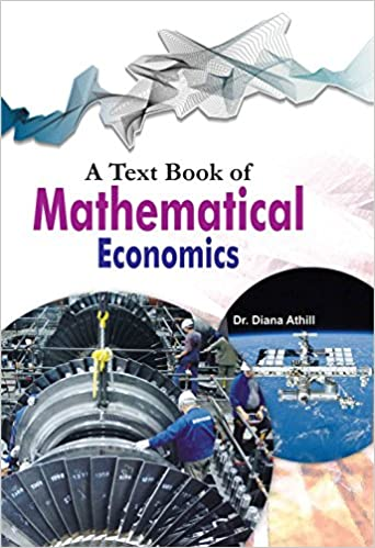 A Text Book of Mathematical Economics - Online Bookshop in Nigeria | Shop Kids, health, romantic & more Books!