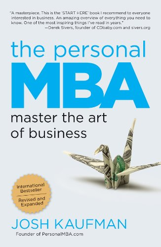 The Personal MBA: Master the Art of Business - Online Bookshop in Nigeria | Shop Kids, health, romantic & more Books!