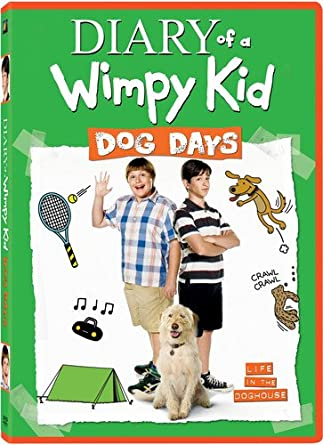 Diary of A Wimpy Kid: Dog Days - Online Bookshop in Nigeria | Shop Kids, health, romantic & more Books!