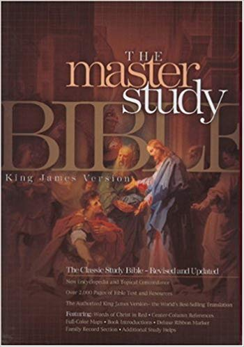 The master study bible - Online Bookshop in Nigeria | Shop Kids, health, romantic & more Books!