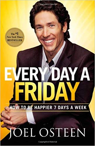 Every Day a Friday: How to Be Happier 7 Days a Week - Online Bookshop in Nigeria | Shop Kids, health, romantic & more Books!