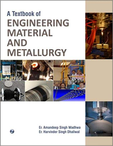 A Textbook of Engineering Material and Metallurgy - Online Bookshop in Nigeria | Shop Kids, health, romantic & more Books!