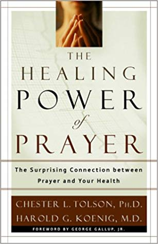The Healing Power of Prayer: The Surprising Connection Between Prayer and You Health - Online Bookshop in Nigeria | Shop Kids, health, romantic & more Books!