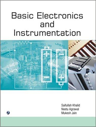 Basic Electronics and Instrumentation - Online Bookshop in Nigeria | Shop Kids, health, romantic & more Books!