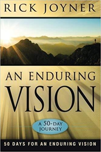 An Enduring Vision: 50 Days For An Enduring Vision - Online Bookshop in Nigeria | Shop Kids, health, romantic & more Books!