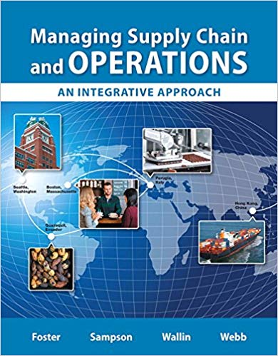 Managing Supply Chain and Operations - Online Bookshop in Nigeria | Shop Kids, health, romantic & more Books!
