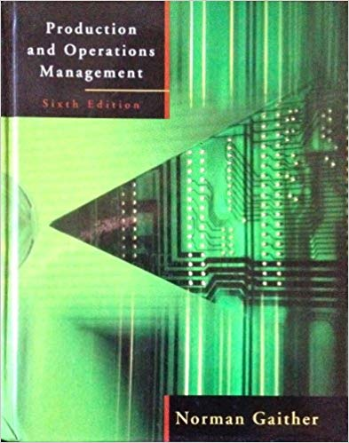 Production and Operations Management (The Dryden Press Series in Management Science and Quantitative Methods) - Online Bookshop in Nigeria | Shop Kids, health, romantic & more Books!