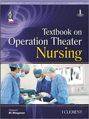 Textbook on Operation Theater Nursing - Online Bookshop in Nigeria | Shop Kids, health, romantic & more Books!