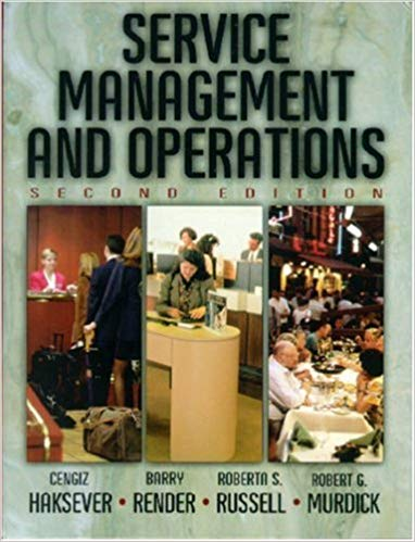 Service Management and Operations - Online Bookshop in Nigeria | Shop Kids, health, romantic & more Books!