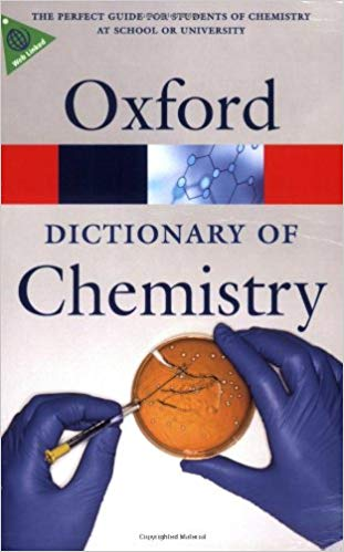 Oxford Dictionary of Chemistry - Online Bookshop in Nigeria | Shop Kids, health, romantic & more Books!