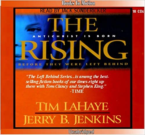 The Rising by Tim LaHaye & Jerry B. Jenkins (Left Behind Series, Book 13) from Books In Motion.com by Tim LaHaye (2005-04-20) Audio CD - Online Bookshop in Nigeria | Shop Kids, health, romant