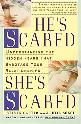 He's Scared, She's Scared: Understanding the Hidden Fears That Sabotage Your Relationships - Online Bookshop in Nigeria | Shop Kids, health, romantic & more Books!