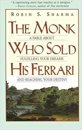 The Monk Who Sold His Ferrari: A Fable About Fulfilling Your Dreams & Reaching Your Destiny - Online Bookshop in Nigeria | Shop Kids, health, romantic & more Books!
