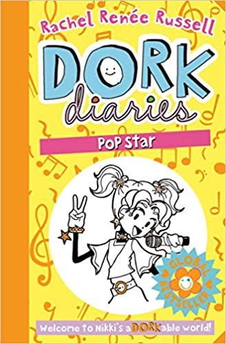 Dork Diaries: Pop Star - Online Bookshop in Nigeria | Shop Kids, health, romantic & more Books!