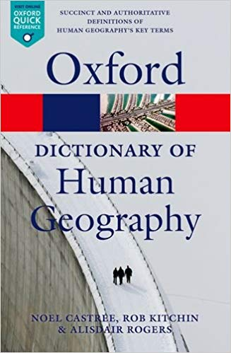 A Dictionary of Human Geography - Online Bookshop in Nigeria | Shop Kids, health, romantic & more Books!