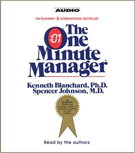 The One Minute Manager - Online Bookshop in Nigeria | Shop Kids, health, romantic & more Books!