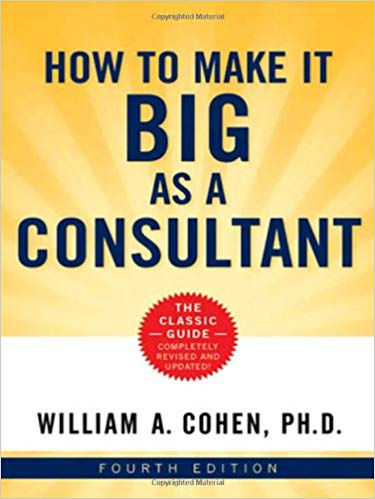 How to make it big as a consultants - Online Bookshop in Nigeria | Shop Kids, health, romantic & more Books!