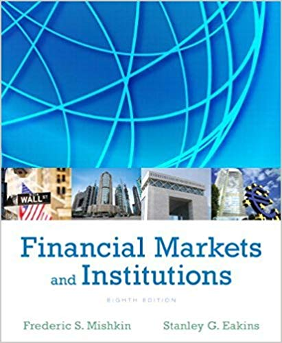 Financial Markets and Institutions - Online Bookshop in Nigeria | Shop Kids, health, romantic & more Books!