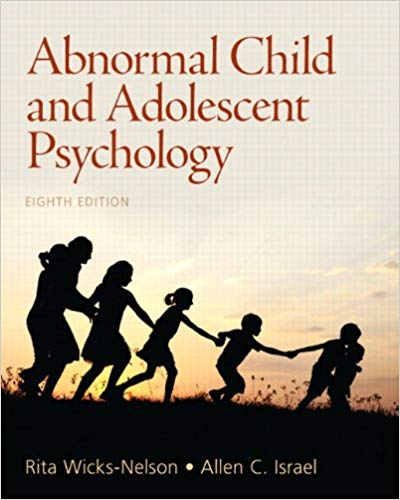 Abnormal Child and Adolescent Psychology - Online Bookshop in Nigeria | Shop Kids, health, romantic & more Books!