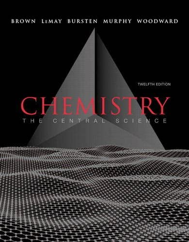 Chemistry: The Central Science - Online Bookshop in Nigeria | Shop Kids, health, romantic & more Books!
