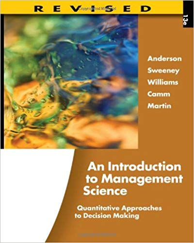 An Introduction to Management Science - Online Bookshop in Nigeria | Shop Kids, health, romantic & more Books!