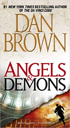 Angels & Demons (Robert Langdon) - Online Bookshop in Nigeria | Shop Kids, health, romantic & more Books!