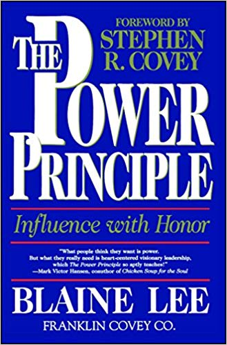 The POWER PRINCIPLE: INFLUENCE WITH HONOR - Online Bookshop in Nigeria | Shop Kids, health, romantic & more Books!
