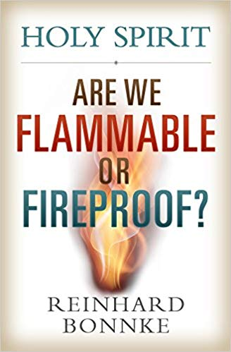 Holy Spirit: Are We Flammable or Fireproof? - Online Bookshop in Nigeria | Shop Kids, health, romantic & more Books!