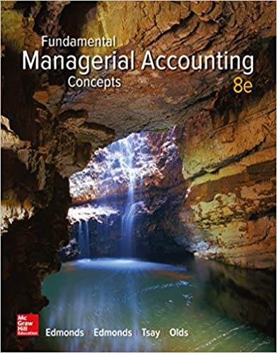 Fundamental Managerial Accounting Concepts - Online Bookshop in Nigeria | Shop Kids, health, romantic & more Books!