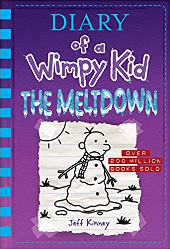 Diary of A Wimpy Kid: The Meltdown - Online Bookshop in Nigeria | Shop Kids, health, romantic & more Books!