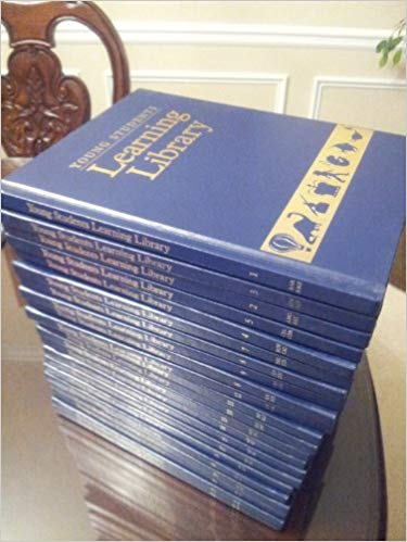 Young Students Learning Library (Complete Set of Volumes 1-23) + Atlas, Dictionary, Science Yearbook, 1996 Yearbook & Parent Guide - Online Bookshop in Nigeria | Shop Kids, health, romantic &