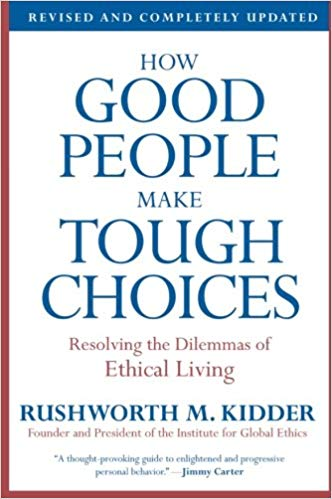 How Good People Make Tough Choices Rev Ed: Resolving the Dilemmas of Ethical Living - Online Bookshop in Nigeria | Shop Kids, health, romantic & more Books!