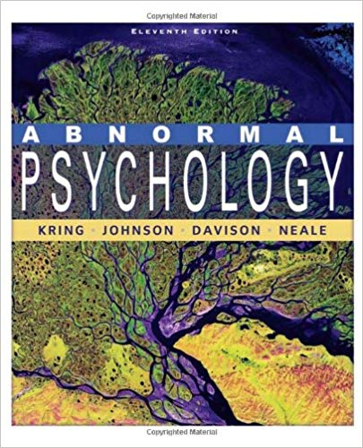 Abnormal Psychology - Online Bookshop in Nigeria | Shop Kids, health, romantic & more Books!