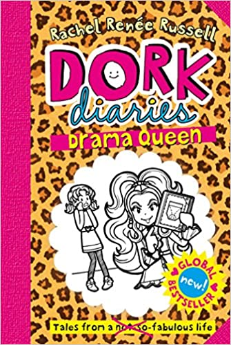 Dork Diaries: Drama Queen - Online Bookshop in Nigeria | Shop Kids, health, romantic & more Books!