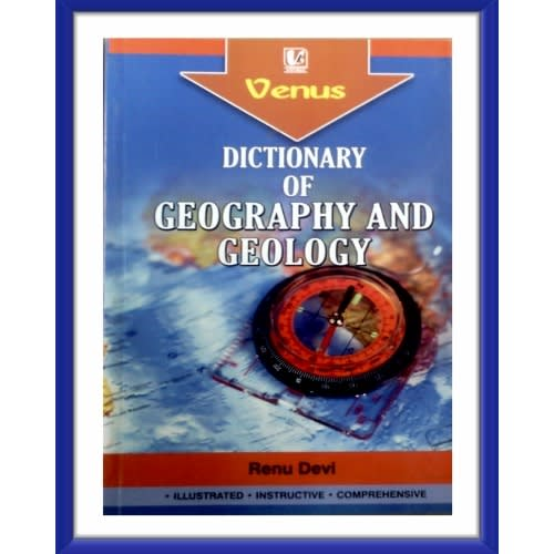 Dictionary Of Geography And Geology - Online Bookshop in Nigeria | Shop Kids, health, romantic & more Books!