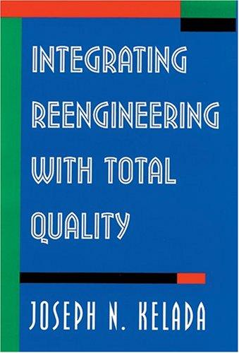 Integrating Engineering With Total Quality - Online Bookshop in Nigeria | Shop Kids, health, romantic & more Books!