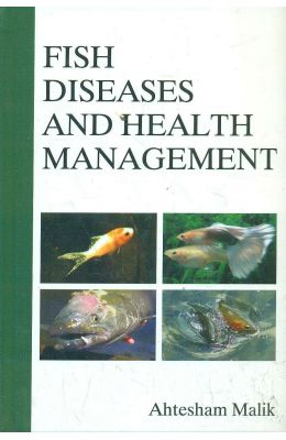 Fish Diseases and Health Management - Online Bookshop in Nigeria | Shop Kids, health, romantic & more Books!