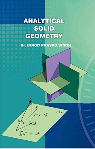 Analytical solid geometry - Online Bookshop in Nigeria | Shop Kids, health, romantic & more Books!