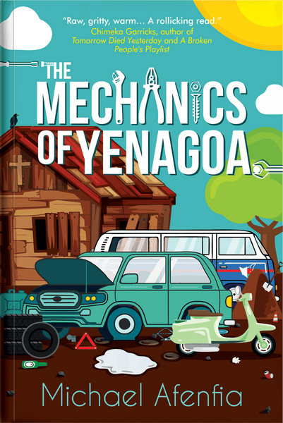 The Mechanics of Yenagoa - Online Bookshop in Nigeria | Shop Kids, health, romantic & more Books!