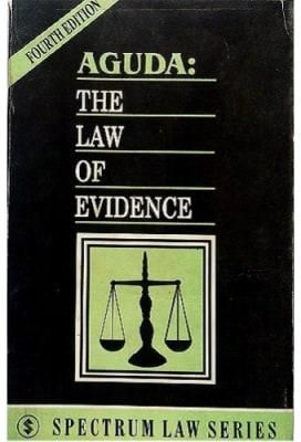 The law of Evidence - Online Bookshop in Nigeria | Shop Kids, health, romantic & more Books!