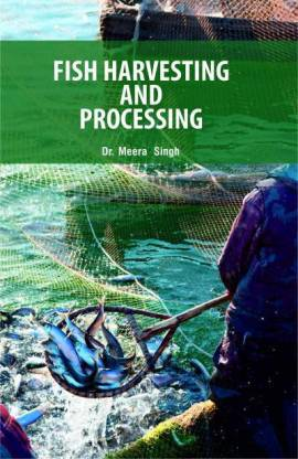Fish Harvesting and Processing - Online Bookshop in Nigeria | Shop Kids, health, romantic & more Books!