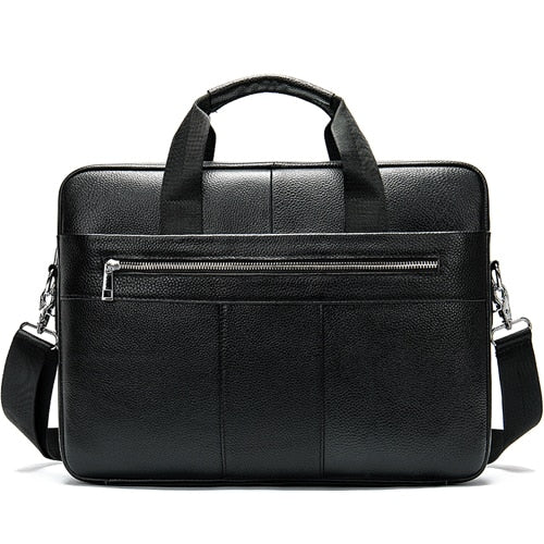 WESTAL men's briefcase bag men's genuine leather laptop bag - Online Bookshop in Nigeria | Shop Kids, health, romantic & more Books!