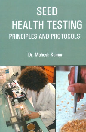 Seed Health Testing: Principles and Protocols - Online Bookshop in Nigeria | Shop Kids, health, romantic & more Books!