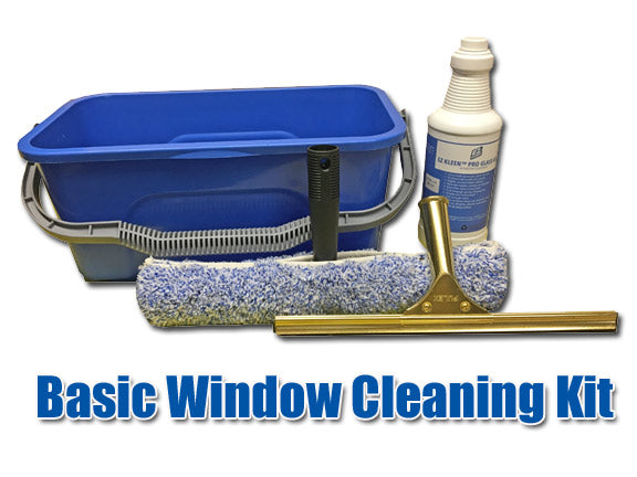 Pulex Basic Window Cleaning Kit