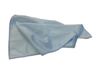 Blue Microwipe Towel
