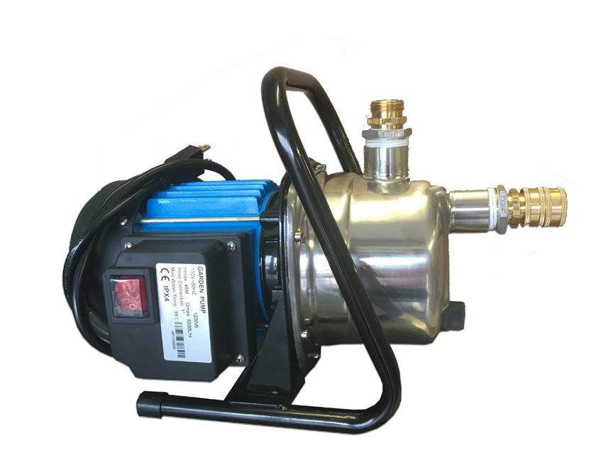 Waterfed Booster Pump