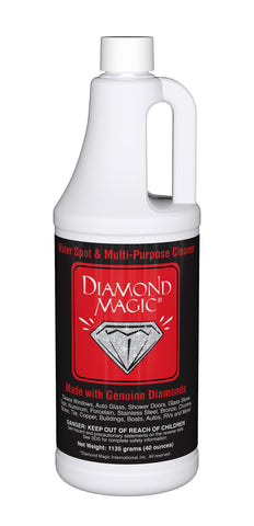 Diamond Magic - 1 quart bottles
