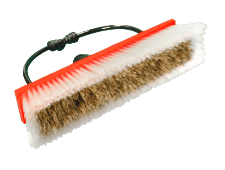 Standard Size Tucker Hybrid Brush with euro thread